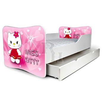 miss kitty Noby kiságy, gyerekágy a kislányok szobájába